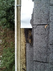 Canton's Best Gutter Cleaners' Certainteed Certified roofers can install or replace your damaged or weathered shingles.