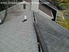Canton's Best Gutter Cleaners' Certainteed Certified roofers can install or replace your ridge vents.